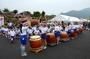 ばら祭り開会式08