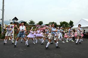 ばら祭り開会式09