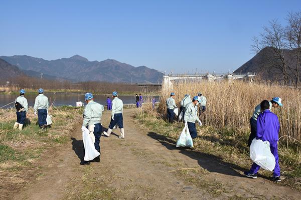 千曲川クリーンキャンペーン01