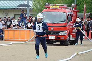 県消防ポンプ操法大会04