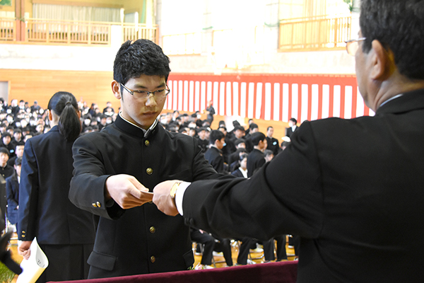 坂中卒業式01