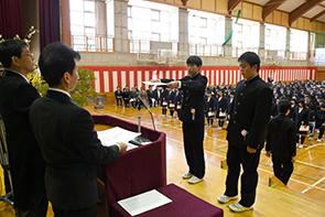 坂中卒業式07