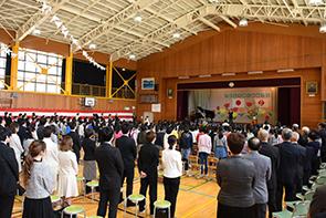 坂城小学校入学式02