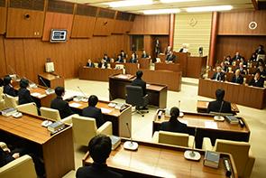 坂城中模擬議会05