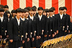 坂中卒業式03