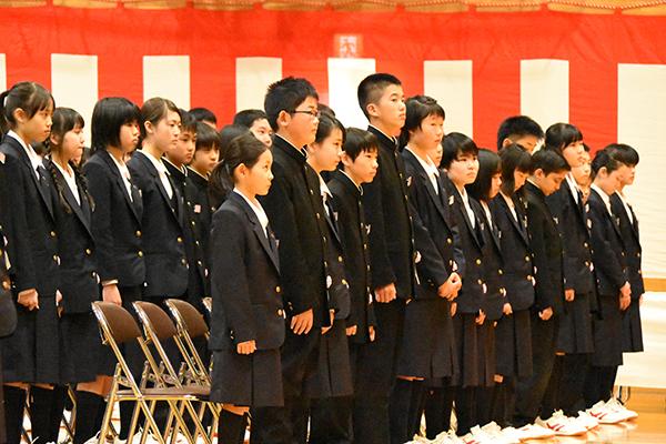 坂中入学式01