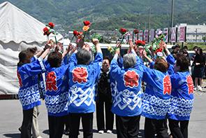 ばら祭り開会式05